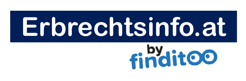 Erbrechtsinfo.at- Logo blau by Finditoo