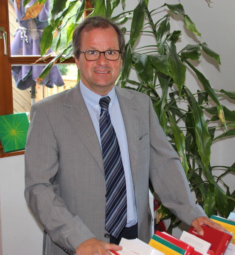 Profil Foto von Mag. Stefan Traxler